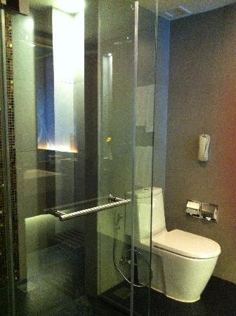 พาร์ค พลาซ่า กรุงเทพ สุขุมวิท 18: toilet