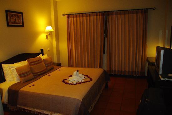 โรงแรมริมปิง วิลเลจ: La chambre