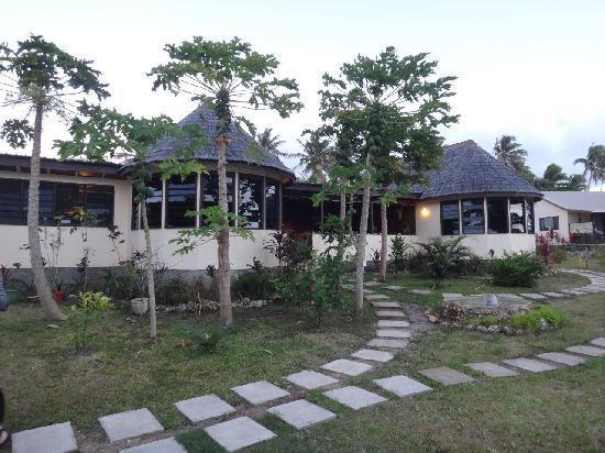 Heilala Holiday Lodge: Restaurant/common area