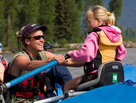 Snake River Park KOA and Cabin Village: Kids can earn their Jr. Guide Badge