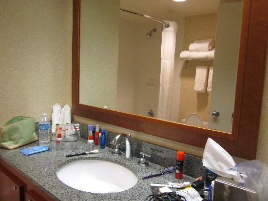 วิลล่า บูกิส เซมินยัค: Standard size bathroom