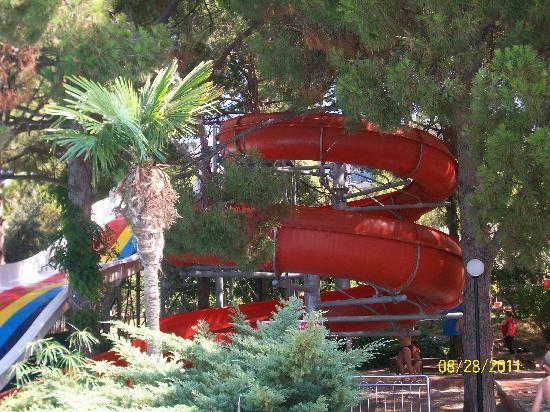 Omer Holiday Resort: acquapark