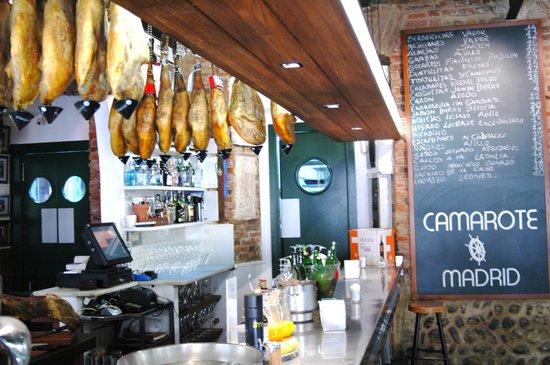 Camarote Madrid