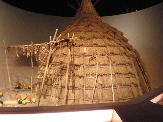 Kansas Museum of History: Grass Hut