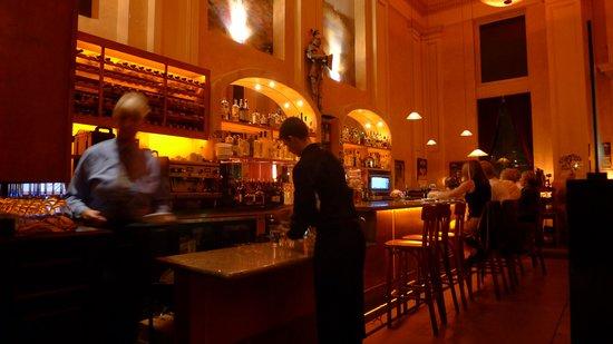 Ristorante Allegria: bar area