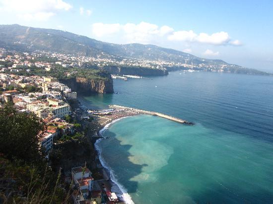 See Amalfi Coast: Coastline