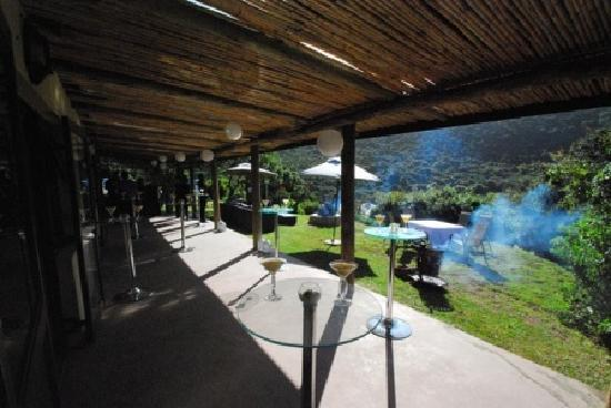 Thunzi Bush Lodge: Arrival Area