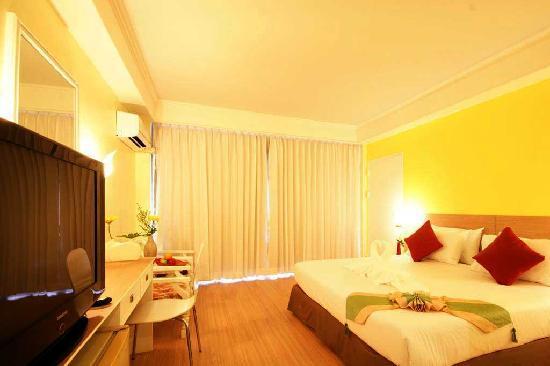 โรงแรมเบลลา เอ็กซ์เพรส: Superior Room