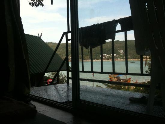 Phi Phi Good View: view from the room