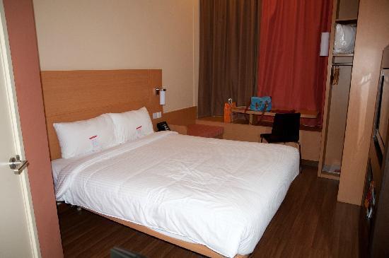 ไอบิส สิงคโปร์ โนเวนา: Tempat tidur yang empuk