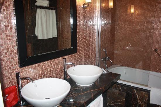 Eurostars Thalia Hotel: Baño 1