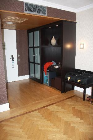 Eurostars Thalia Hotel: Vestidor
