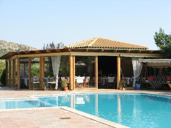 Villa Dei Sogni: Breakfast room