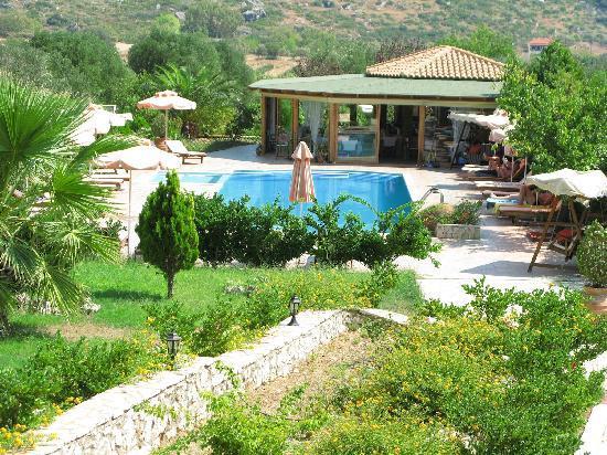 Villa Dei Sogni: The 'garden'