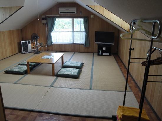 Pension Birao: 和室房