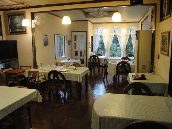 Pension Birao: 餐廳