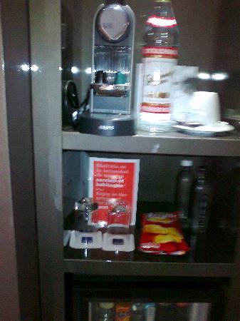Barcelo Illetas Albatros: Nespresso Machine
