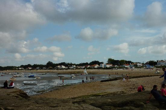 Hotel Autre Mer: bassa marea