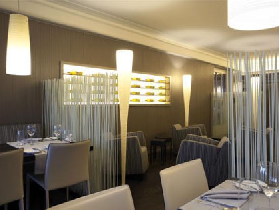 Hotel Garni Fontana: Restaurant