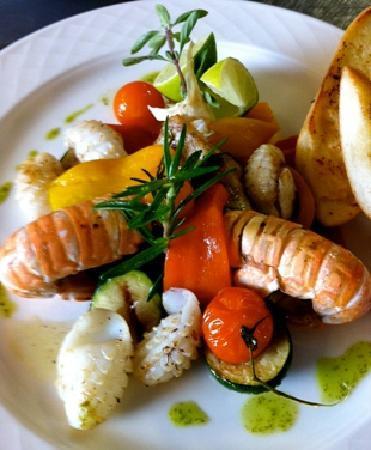 Hotel Garni Fontana: Gourmet cuisine