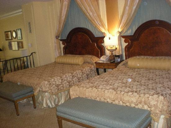 Venetian Resort Hotel Casino : Bedroom