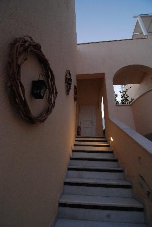 Reverie Santorini Hotel: Reverie hotel