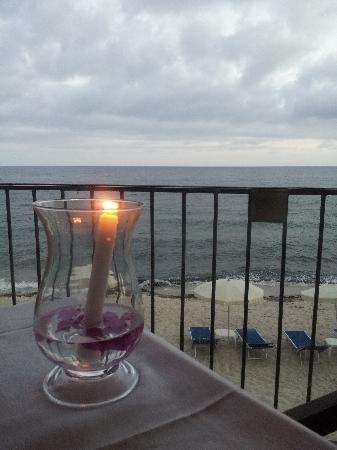 Is Morus Relais: cena al ristorante Grill