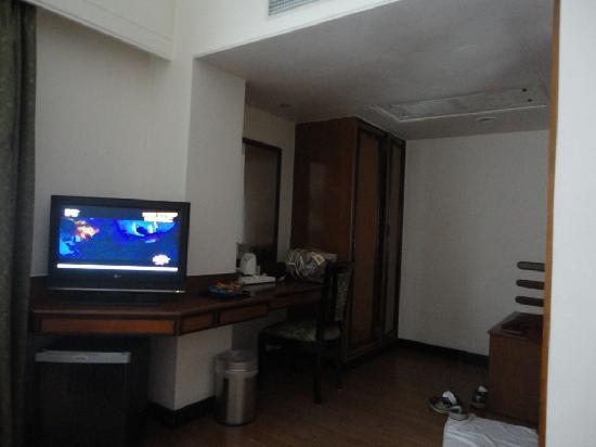 โรงแรมกรีนพาร์ค วิสาขปัตนัม: Room pic