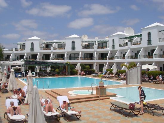 Club del Carmen: La piscine