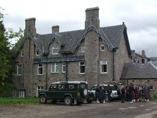 The Invercauld Arms Hotel: Hotel