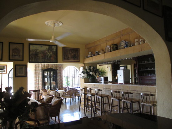 Fowlers Hotel : Coctail bar