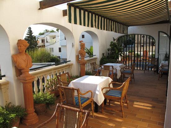 Fowlers Hotel : Breakfast area