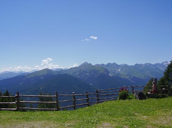 Alpin Hotel Gudrun: Cima Gallina