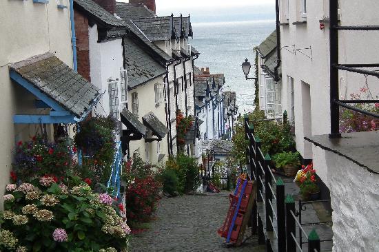 New Inn: Village centre