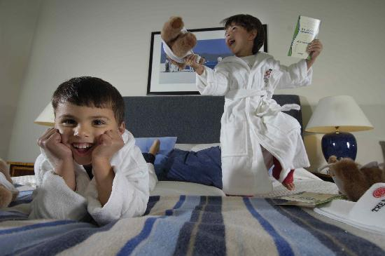 The Balmoral Hotel: Even our youngest guests enjoy the five star treatment