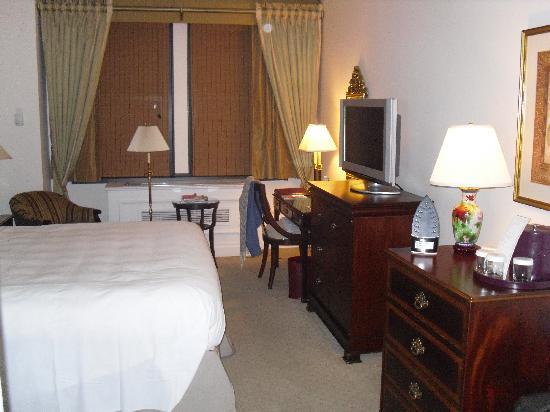 Warwick New York: Deluxe Room