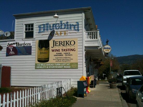 Bluebird Cafe Hopland Restaurant Reviews Phone Number Photos Tripadvisor