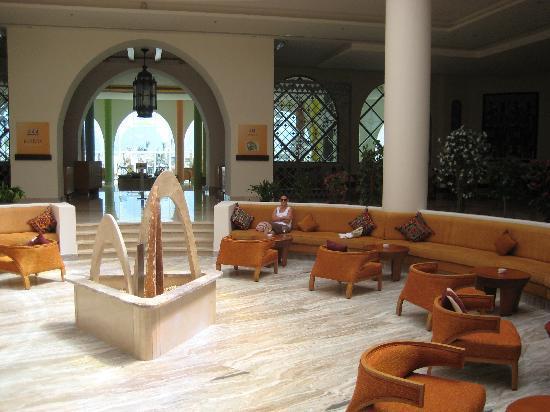 ฮิลตันมาซาอลัมนูเบียนรีสอร์ท: salotto nella hall