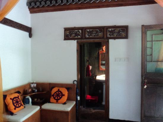 Red Capital Ranch (Shambhala at the Great Wall): chambre