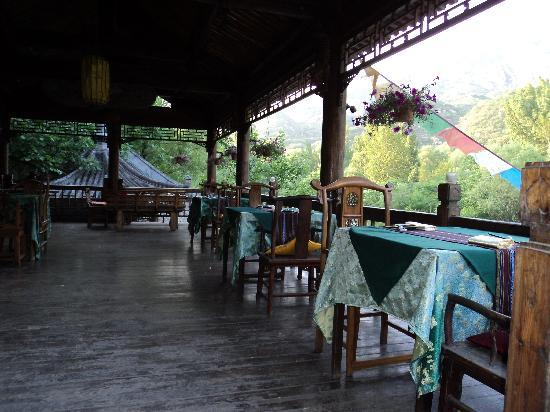 Red Capital Ranch (Shambhala at the Great Wall): le restaurant