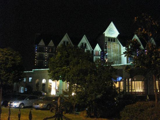 โรงแรมบลูพาเลซ: Hotel