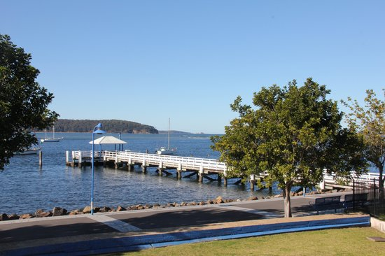 Batemans Bay, Australia: view from your room