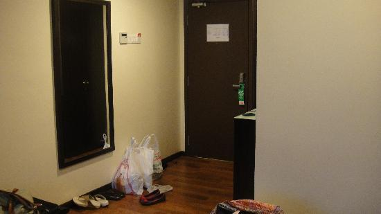 มาย โฮเต็ล @ บูกิท บินแทง: door