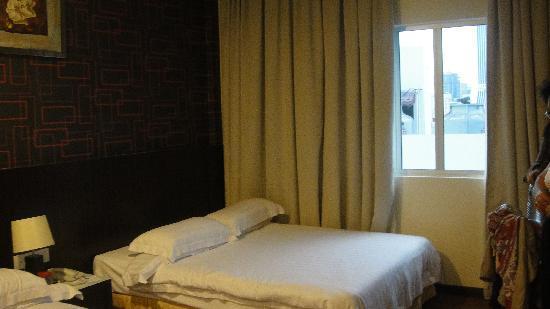 มาย โฮเต็ล @ บูกิท บินแทง: my bed premium room