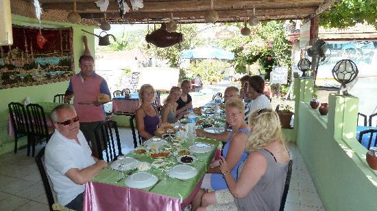 Kosk Restaurant: ontbijt bij Kosk