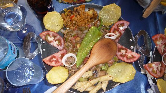 Kosk Restaurant: Stir Fry