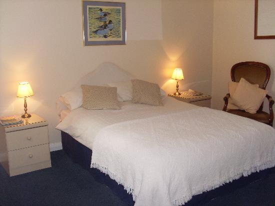 Newent Golf Club and Lodges: Double room