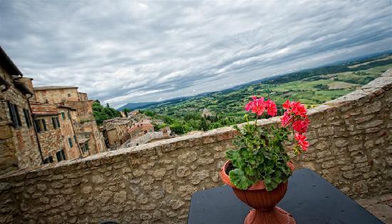 Camere Bellavista: Veduta dalla Terrazza Camera 6