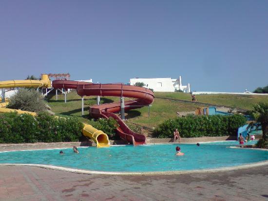Mitsis norida beach hotel bewertungen fotos - Piscina al coperto con scivoli ...