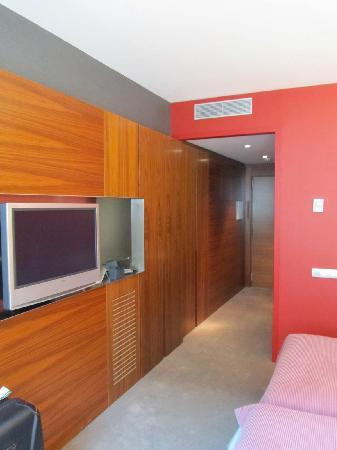 โรงแรมพูลแมน บาร์เซโลน่า สกิปเปอร์: chambre